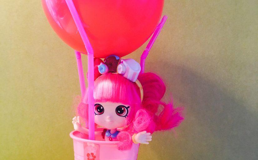 Verdens sødeste og nemmeste DIY luftballon