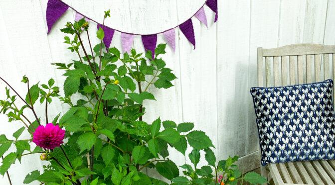 Det er sommer igen: Sommer klædt i lilla